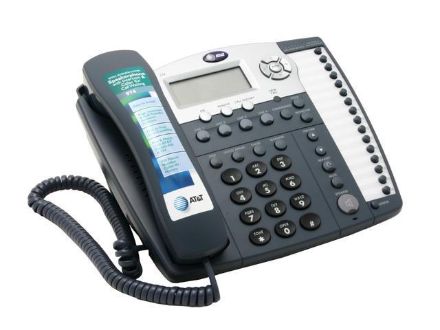 at t 974 corded phone newegg com rh newegg com Pfister 974 291 at&t 974 user manual