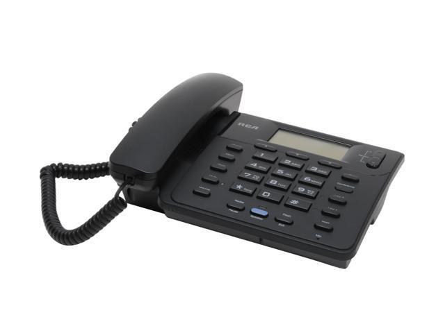 ge rca 25201re1 2 line corded speakerphone newegg com rh newegg com RCA 2-Line Phones Manuals RCA ViSYS 25204 Manual Volume Setting