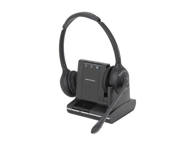 436a77d9bd3 Plantronics Savi W720 Multi-Device Wireless Headset System (83544-01 ...