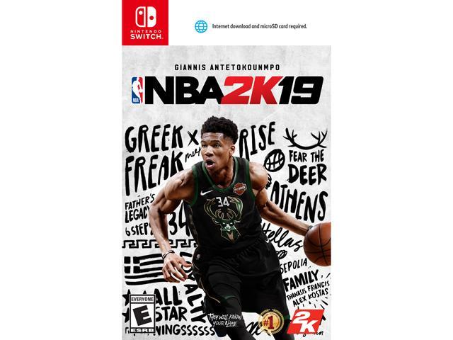 509a2894572 NBA 2K19 - Nintendo Switch - Newegg.com