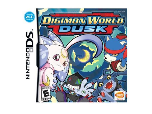 Digimon World: Dusk Nintendo DS Game - Newegg com