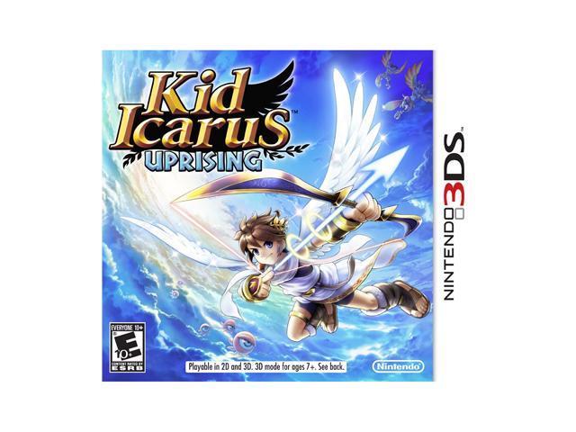 Kid Icarus: Uprising Nintendo 3DS Game - Newegg com