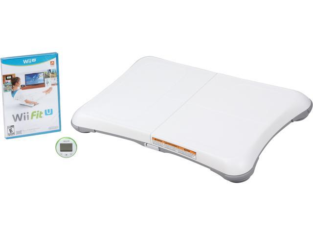 Wii Fit U With Wii Balance Board And Fit Meter Nintendo ...