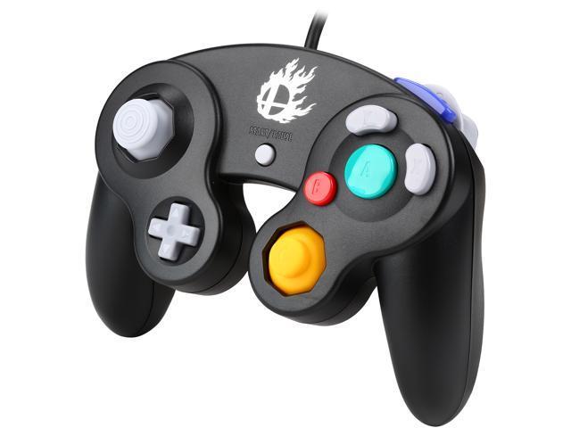 Nintendo Gamecube Controller Smash Brothers - Japanese Version (Black) -  Newegg com
