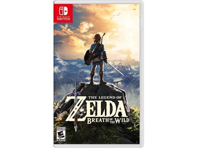 Legend of Zelda: Breath of the Wild - Nintendo Switch - Newegg com
