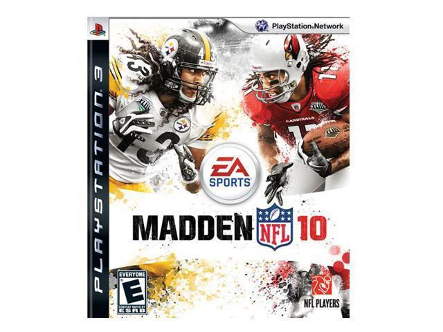Madden 2010 Playstation3 Game - Newegg com