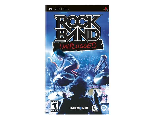 free rock band unplugged download for psp