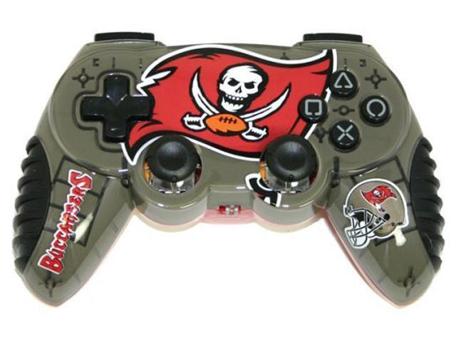 Mad Catz Officially Licensed Tampa Bay Buccaneers NFL Wireless PS2  Controller 8ac376d76