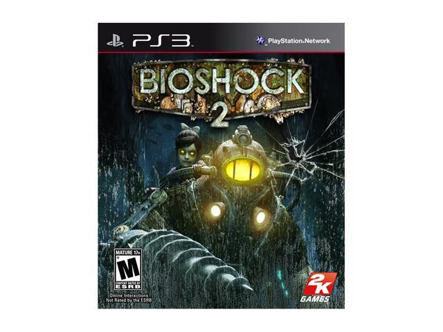 Bioshock 2 Playstation3 Game - Newegg.com