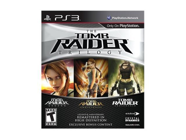 Image result for tomb raider trilogy""