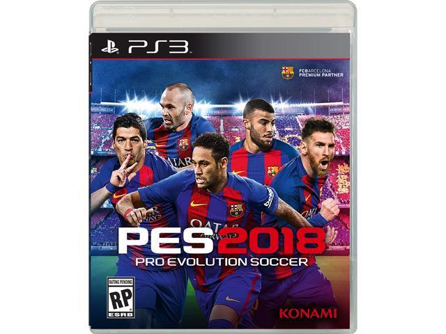 Pro Evolution Soccer 2018 - PlayStation 3 - Newegg com