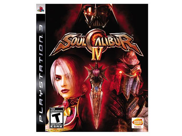 Soul Calibur IV Playstation3 Game