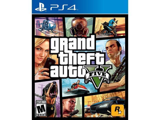 3a5f1df09 Grand Theft Auto V - PlayStation 4 - Newegg.com