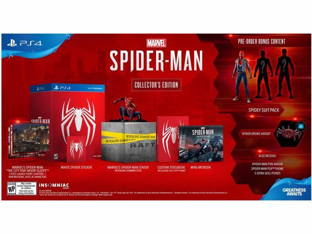 spider man ps4 limited edition console