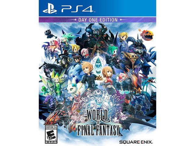 World Of Final Fantasy PlayStation Neweggcom - Invoice format for services rendered square enix online store