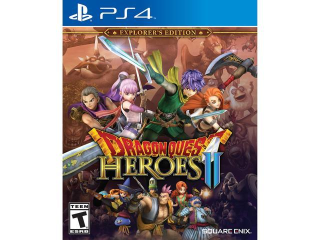 Dragon Quest Heroes 2 - Explorers Edition - PlayStation 4 - Newegg com