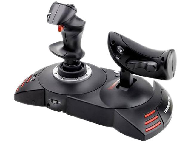 THRUSTMASTER T Flight Hotas X Joystick - Newegg com