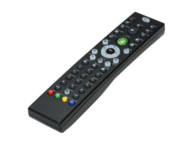 Rosewill RRC-126 Windows Vista/Window7 MCE/Windows 8 MCE Infrared Remote  Control with Netflix Function - Newegg com