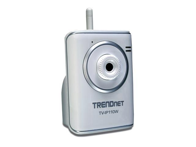 TRENDnet Wireless-G IP Camera with 1 detachable antenna / MAX