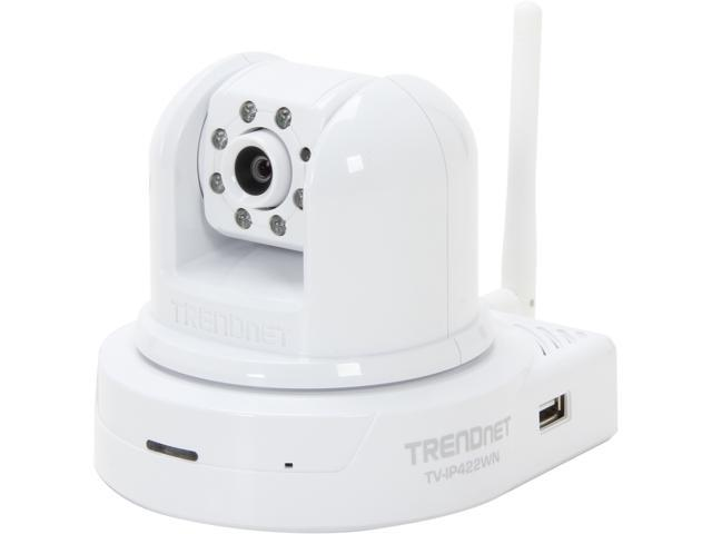 Refurbished: TRENDnet RB-TV-IP422WN SecurView Wireless N Day