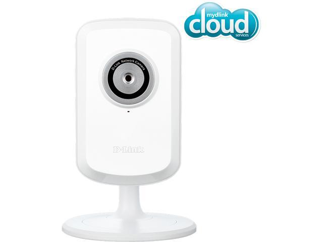 D-Link DCS-930L Cloud Wireless IP Camera, Mydlink Enabled - Newegg com