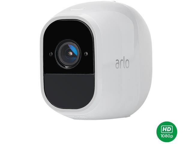 Arlo Pro 2 Add On Security Camera Rechargeable Battery Ed Wire Free Hd 1080p Night Vision Indoor Outdoor With Audio Base Station