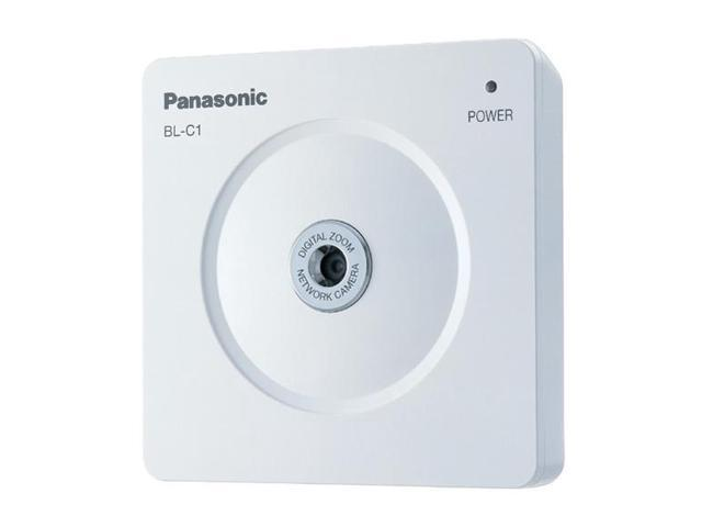 Set up your panasonic camera on your wireless network network.