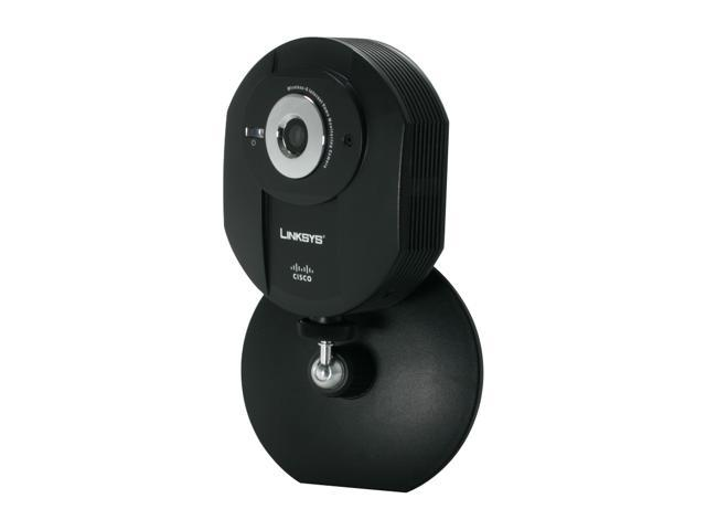 LINKSYS WVC54GCA 640 x 480 MAX Resolution RJ45 Wireless-G ...