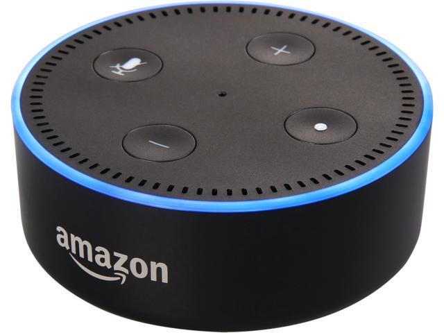 amazon echo dot 2nd generation black. Black Bedroom Furniture Sets. Home Design Ideas