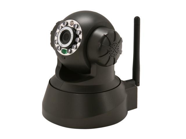 Zmodo CM-I11123BK 640 x 480 MAX Resolution RJ45 Wireless WiFi IR Night  Vision Pan Tilt IP Network Camera - Newegg com