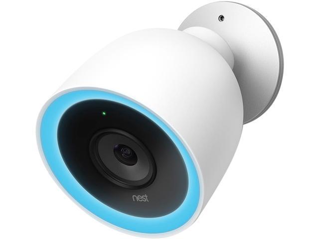 nest cam iq outdoor security camera newegg com rh newegg com