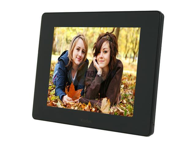 Kodak Easyshare P750 7 800 X 600 Digital Photo Frame Newegg