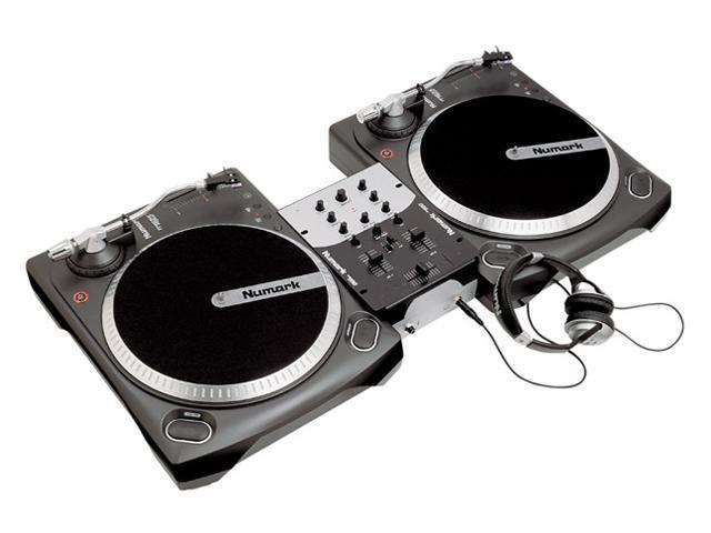 Numark Dj Turntables : numark battle pak v 4 dj turntable scratch system ~ Hamham.info Haus und Dekorationen