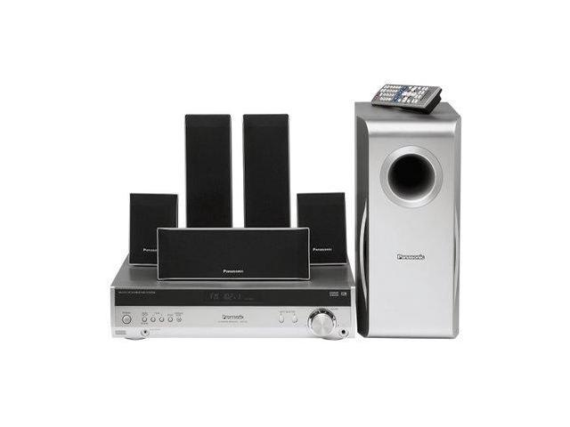 Panasonic SCHT40 800 Watt 51 Channel Home Theater System