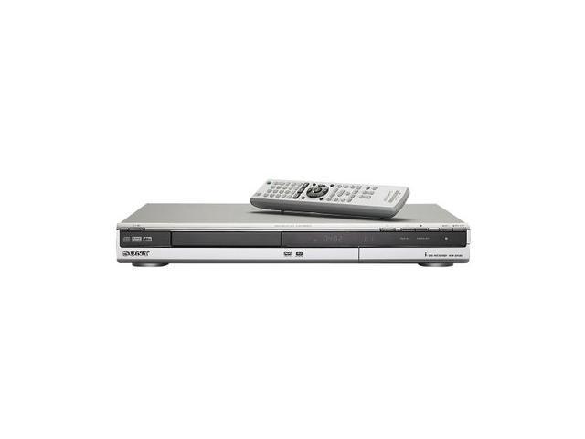 sony rdr gx330 single tray dvd recorder newegg com rh newegg com Sony RDR GX330 Manual Problems with Sony DVD Recorders