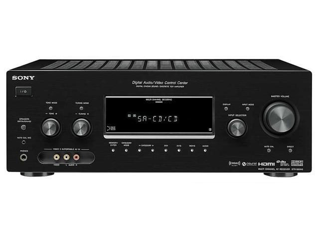 sony str dg910 7 1 channel home theater a v receiver newegg com rh newegg com Sony STR Dg910 7 1 sony str-dg910 service manual