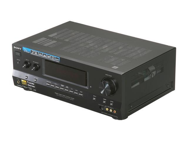 SONY 7 1-Channel Home Theater A/V Receiver STR-DH810 - Newegg com