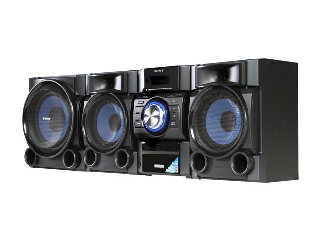 Sony Cd Mp3 Radio Mini Hi Fi Shelf System Mhc Ec909ip
