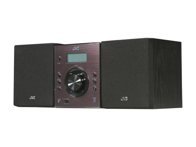 Jvc Cd  Radio Micro Component System Ux-g210 Shelf System