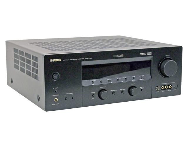 YAMAHA HTR-5760 7 1-Channel Digital Home Theater Receiver - Newegg com