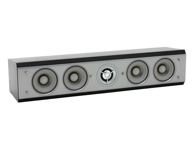 Yamaha Nsc225 2 Way Acoustic Suspension Center Channel Speaker Single