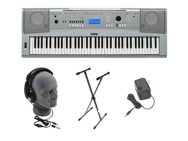 yamaha dgx 230 76 key personal keyboard w ac adapter stand and rh newegg com yamaha dgx-230 manual español manual de teclado yamaha dgx 230