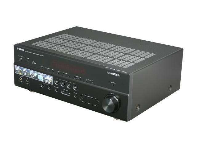 yamaha rx v671 7 1 channel network av receiver newegg com rh newegg com rx-v671 service manual yamaha rx-v671 manual