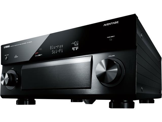 YAMAHA CX-A5000 11 2-Channel Receiver - Newegg com