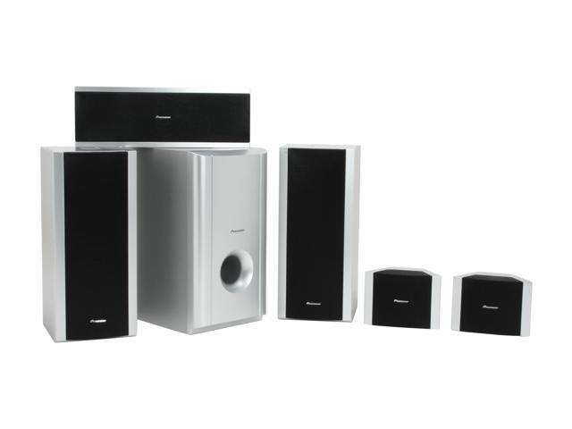 Pioneer S-HTD540 5 1 CH Home Theater Speaker System - Newegg com