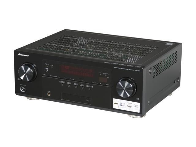 pioneer vsx 1021 k 7 1 channel a v receiver newegg com rh newegg com Pioneer Home Theatre System Pioneer VSX 1023 K Manual