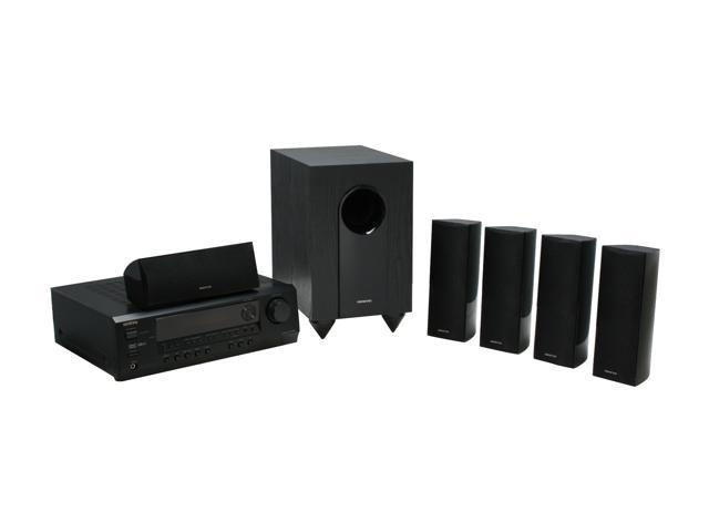 ONKYO HT-S3100 Black 5.1 Channel Home Theater System