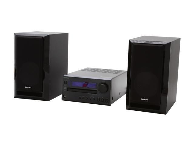onkyo cd radio mini audio system cs 325 shelf system newegg com rh newegg com Radio Audio Out Onkyo Discontinued Onkyo Receivers