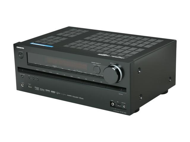 onkyo ht rc360 7 2 channel home theater receiver newegg com rh newegg com onkyo ht rc460 manual onkyo ht-rc360 user manual