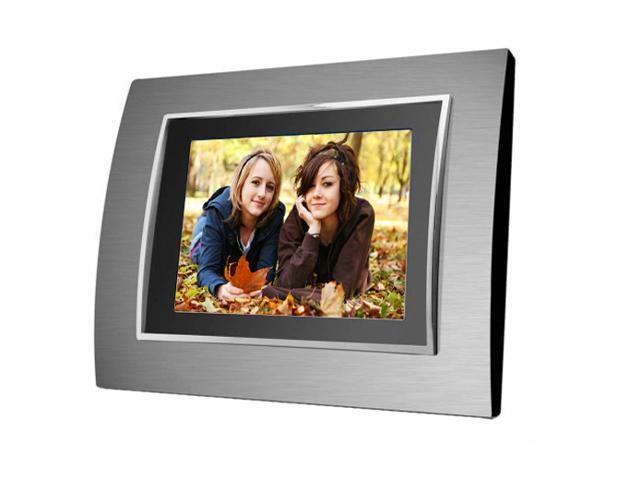 Coby Dp770 7 Digital Photo Frame W Mp3 Player Neweggcom